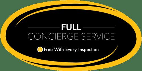 Landmark Home Inspections Concierge Service